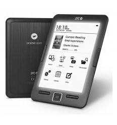 Nuevo Ebook Tramitar Garantía Oficial Descuento SPC DICKENS LIGHT Plus 5609N Retro Iluminada 8 GB