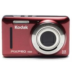 Cámara fotos Kodak FZ53 rojo