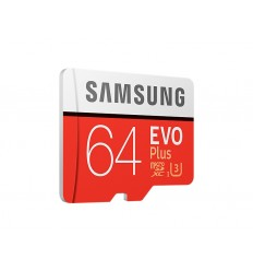 Micro SD adaptador Samsung 64GB MB-MC64GA