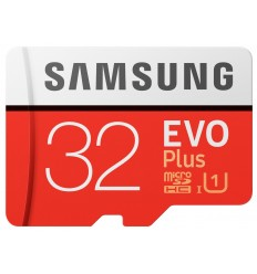 Micro SD adaptador Samsung 32GB MB-MC32GA