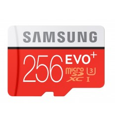 Micro SD adaptador Samsung 256GB MB-MC256GA