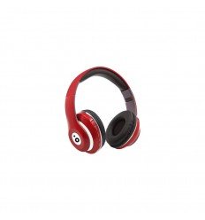 Auricular Sunstech REBELRD rojo