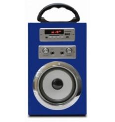 Altavoz Infiniton K8 Speaker Azul+Micro