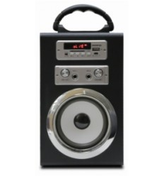 Altavoz Infiniton K8 Speaker Negro+Micro