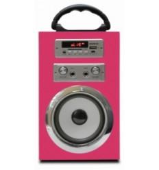 Altavoz Infiniton K8 Speaker Rosa+Micro
