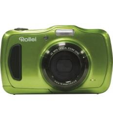 Cámara Foto Acua Rollei Sportline100 Verde