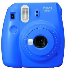 Cámara foto FujiFilm Instax Mini 9 Azul C