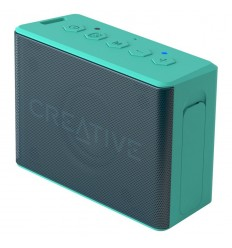 Altavoz bluetooth Creative 251MUVO2CTURQ