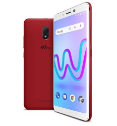 "Móvil 5.45"" Wiko Jerry3 Cherry Red"