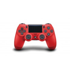 Dual Shock 4 Rojo Version 2 PS4