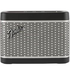 Fender Newport Mono portable speaker 30W Negro, Plata