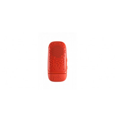 ALTAVOZ POLK BOOM BIT RED