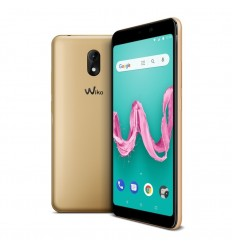 "MOVIL 5.7"" WIKO LENNY5 GOLD"