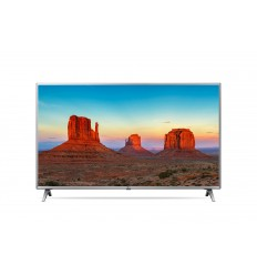 "LG 43UK6500PLA 43"" 4K Ultra HD Smart TV Wifi Gris LED TV"