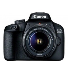 Camara Fotos Canon EOS 4000D + 18-55 DC