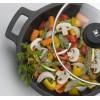 Wok Cacerola BRA 24 Efficient A272024 Sartén para wok sofrito