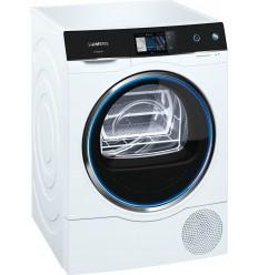 Siemens WT47X940EU secadora Independiente Carga frontal Negro, Blanco 9 kg A+++