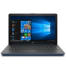 "HP 15-da0121ns Azul, Plata Portátil 39,6 cm (15.6"") 1366 x 768 Pixeles 1,10 GHz Intel® Celeron® N4000"