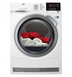 AEG T8DBG842 secadora Independiente Carga frontal Blanco 8 kg A++