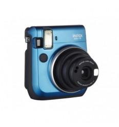 Cámara fotos Fijufilm Instax Mini 70 Azul