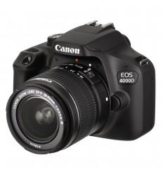 Cámara Fotos Canon EOS 4000D + EF-S 18-55 III