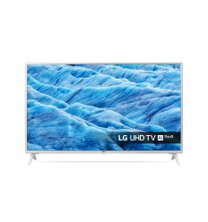 "LG 43UM7390PLC TV 109,2 cm (43"") 4K Ultra HD Smart TV Wifi Blanco"