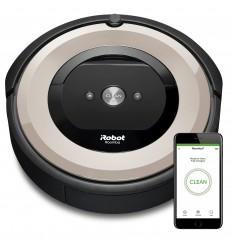 iRobot Roomba e5152 aspiradora robotizada Sin bolsa Negro, Cobre