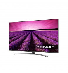 "LG 55SM8200PLA TV 139,7 cm (55"") 4K Ultra HD Smart TV Wifi Negro, Plata"