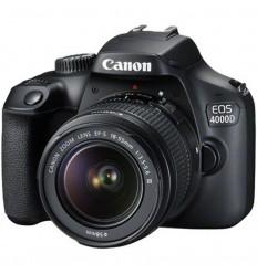 Camara Reflex Canon EOS4000D+18-55