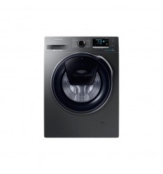 Samsung WW80K6414QX lavadora Independiente Carga frontal Acero inoxidable 8 kg 1400 RPM A+++