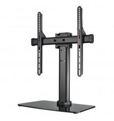 """Hama 00108788 soporte de pie para pantalla plana 165,1 cm (65"""") Soporte del panel plano y fijo Negro"""