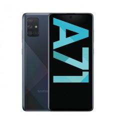 Movil 6.7'' Samsung A71 SM-A715FZKUPHE Negro