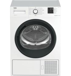 Beko DHA 8512 RX secadora Independiente Carga frontal Negro, Blanco 8 kg A+++