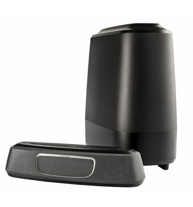 Polk Audio MagniFi Mini altavoz soundbar 150 W Negro