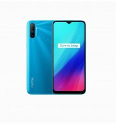 "realme C3 16,5 cm (6.5"") 3 GB 64 GB SIM doble 4G MicroUSB Azul Android 10.0 5000 mAh"