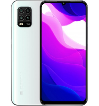 "Xiaomi Mi 10 Lite 16,7 cm (6.57"") 6 GB 64 GB 5G USB Tipo C Blanco Android 10.0 4160 mAh"