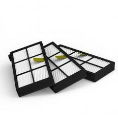 Filtros Roomba Serie 800 Pack 3uds