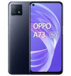 """Oppo A73 5G 16,5 cm (6.5"""") ColorOS 7.2 USB Tipo C 8 GB 128 GB 4040 mAh Negro"""