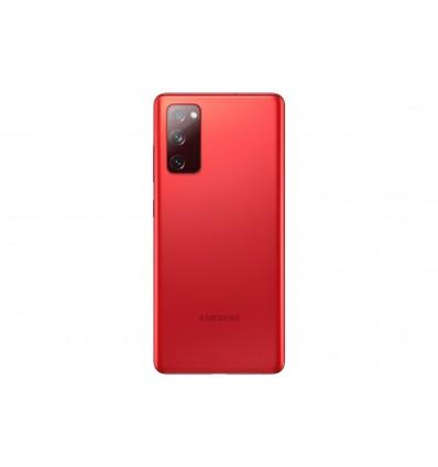 "Samsung Galaxy S20 FE SM-G780F 16,5 cm (6.5"") Android 10.0 4G USB Tipo C 6 GB 128 GB 4500 mAh Rojo"