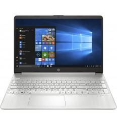 "HP 15s-eq0005ns Portátil 39,6 cm (15.6"") 1366 x 768 Pixeles AMD Ryzen 5 8 GB DDR4-SDRAM 512 GB SSD Wi-Fi 5 (802.11ac) Windows 10 Home Plata"