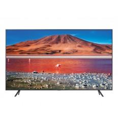 "Samsung UE55TU7105KXXC Televisor 139,7 cm (55"") 4K Ultra HD Wifi Carbono, Gris, Plata"