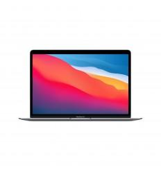 "Apple MacBook Air Portátil 33,8 cm (13.3"") 2560 x 1600 Pixeles Apple M 8 GB 256 GB SSD Wi-Fi 6 (802.11ax) macOS Big Sur Gris"