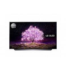 "LG OLED55C14LB Televisor 139,7 cm (55"") 4K Ultra HD Smart TV Wifi Negro, Titanio"