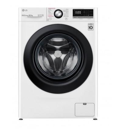 LG F4WV3010S6W lavadora Independiente Carga frontal 10,5 kg 1400 RPM Blanco