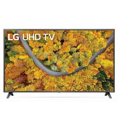 "LG 75UP75006LC Televisor 190,5 cm (75"") 4K Ultra HD Smart TV Wifi Negro"