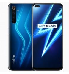 "realme 6 Pro 16,8 cm (6.6"") 8 GB 128 GB SIM doble 4G USB Tipo C Azul Android 10.0 4300 mAh"