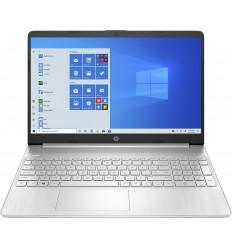 "HP 15s-fq2118ns Portátil 39,6 cm (15.6"") HD Intel® Core™ i3 de 11ma Generación 8 GB DDR4-SDRAM 512 GB SSD Wi-Fi 5 (802.11ac) Windows 10 Home Plata"