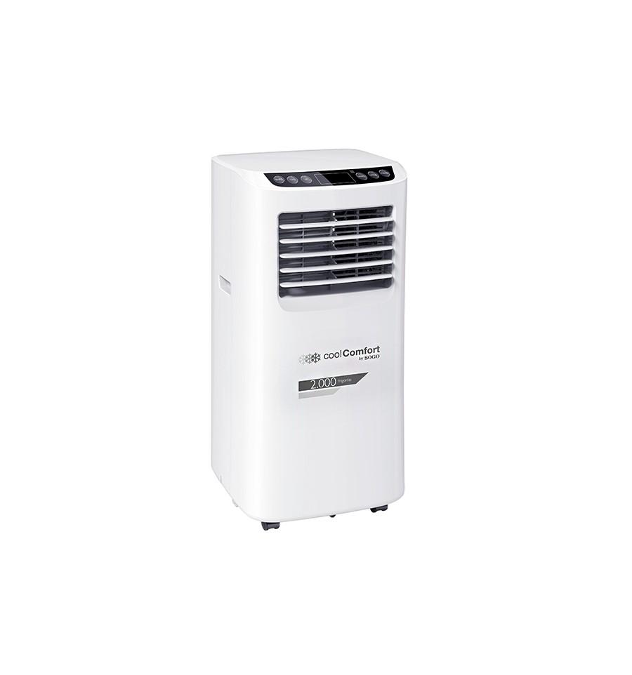 Aire acondicionado portatil sogo ss 1285 coolcomfort for Comparativa aire acondicionado portatil