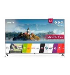 """LG 43UJ651V 43"""" 4K Ultra HD Smart TV Wifi Negro, Plata LED TV"""