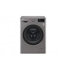 LG F4J6TY8S Independiente Carga frontal 8kg 1400RPM A+++-30% Negro lavadora